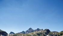 Les Pyrénées au printemps