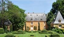 Poésie et légèreté dans les jardins d'Eyrignac…