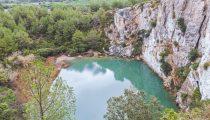 Cap sur la Clape dans l'Aude