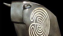 «INTERIEURS N°1  , la Grèce antique revisitée»