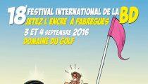 18ième Festival de la BD au Domaine du Golf, c'est bientôt !