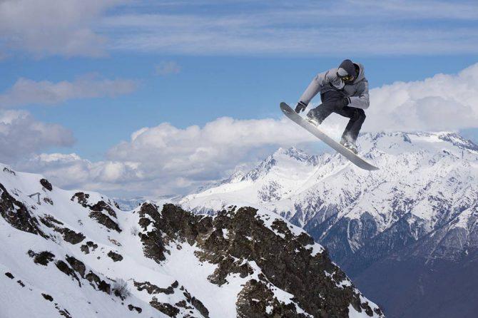 Cette année pour skier, ce sera les Pyrénées !