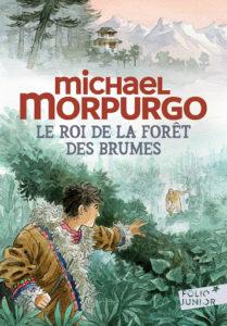 Première de couverture du livre le Le roi de la forêt des Brumes