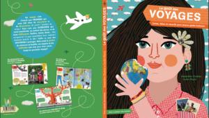 Première de couverture du livre le goût des voyages